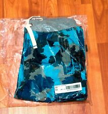MINI BODEN Boys Pull-On Camo Chameleon Cargo Zip off Pants Shorts Size 11Y NWT