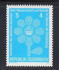 Austria 1979 MNH Mi 1616 Sc 1128 Conference for Science & Technology