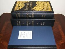 Folio Society TROILUS AND CRISEYDE Geoffrey Chaucer Illustrated by Eric Gill