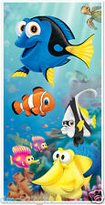 UNDER THE SEA Fish Finding NEMO Dory Party Decoration Door Cover Photo Prop