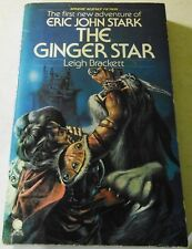 Leigh Brackett – The Ginger Star - [Skaith #1] - UK 1st edition paperback - 1976