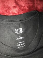 Obey Shirt large