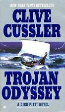 Trojan Odyssey: Dirk Pitt #17 - Clive Cussler Sea loving Adventure Action Thrill