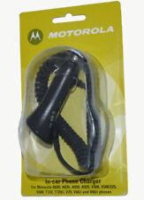 Motorola auto/car charger phone cellulare caricabatteria per a830 a835 a920 a925 v300