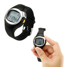 NEW Pulse Heart Rate Monitor Calories Counter Fitness  LED Watch Bracelet Band