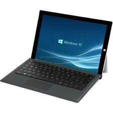 Microsoft Surface Pro 3 Core i3-4020Y 4GB RAM 64GB SSD Keyboard Windows 10 R708
