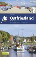 Reiseführer Ostfriesland & Ostfriesische Inseln 2016/17, Michael Müller Verlag