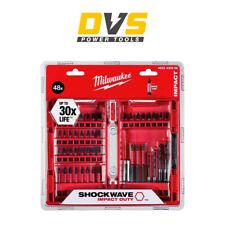 Milwaukee 4932430906 Shockwave 48 Piece Drill & Screwdriver Bit Set