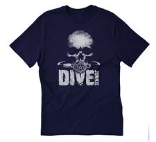 DIVE scuba diving t-shirt