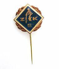 #e5646 DDR Ehrennadel in Bronze ZKE Ziervögel Exoten- und Kanarien- Zucht