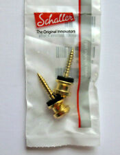 Schaller Remplacement Kit Boutons Pour S-LOCKS Or