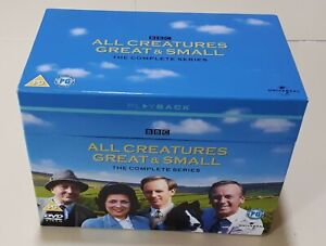 All Creatures Great and Small: The Complete Boxed Series + Xmas Specials