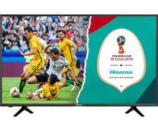 Hisense H50NEC5205 4K/UHD LED Fernseher 126 cm [50 Zoll] Schwarz