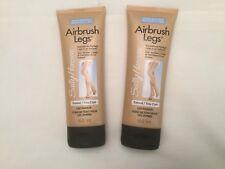 Pack of 2 Sally Hansen Airbrush Legs Leg Makeup Fairest 4 Fl Oz Each