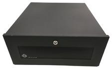 Pelco LB1000 Horizontal Tamper Resistant Lock Box for VCR - (No Key!)