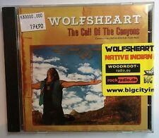 CD Indien Spirits  WOLFSHEART AMERINDIEN.