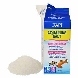 B51 API Premium Aquar Salt for Freshwater Fish 65oz – Marine Tank Electrolytes