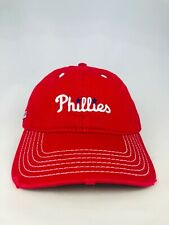 PHILADELPHIA PHILLIES RETRO STRAPBACK HAT ADULT SGA