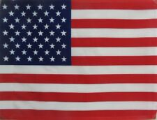 """US American Garden Flag by Toland # 1266,    11"""" x 14"""", Durable and Bright"""