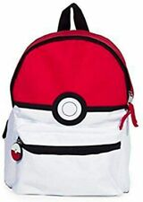 "Pokemon Go Pokeball Kids Toddler Backpack 12"" Gift Toy Boys Girls Book Bag NEW"