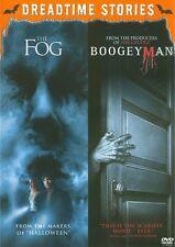 The Fog/Boogeyman (DVD, 2010, 2-Disc Set) New