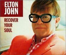 Elton John Recover your soul (4 tracks, 1997)  [Maxi-CD]