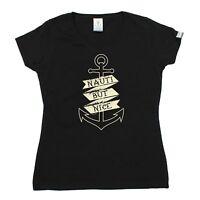 Ladies Diving Nauti But Nice Cheeky Clever funny top Birthdayshirt Tee T-SHIRT