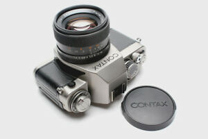 Contax S2 35mm camera Zeiss Planar 50mm F1.4 AE, excellent condition