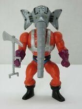 MOTU,Vintage,SNOUT SPOUT,Masters of the Universe,100% complete,Plug,Ax,he man