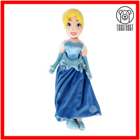Disney Soft Toy Princess Cinderella Rag Doll Plush Stuffed Figure Classic A4