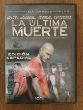 La Ultima Muerte / Edicion Especial DVD Con Kuno Becker Cine Mexicano