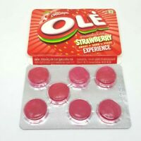 Ole' The Original Strawberry Flavored Sweet Sour Fizzy Candy