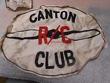 Vintage Canton Remote Control R/C Club Jacket Patch Ohio