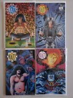 The Nazz 1 2 3 4 DC Complete Set Series Run Lot 1-4  VF/NM