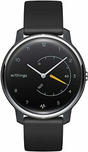 Withings Move ECG - Activity and Sleep Tracker with ECG Monitor, Connected GPS,