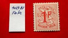 1027BP2-fosfor - Belgie Variëteiten/Belgique Variëtés postfris ** (1)
