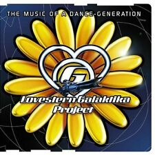 Lovestern Galaktika Project Music of a dance-generation (2003) [CD]