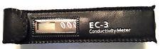 HM Digital Wassertestgerät EC-3 Leistungsfähigkeit und Temperaturmessung µS Wert