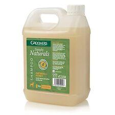 Groomers Oatmeal and Honey Shampoo 2.5 litre