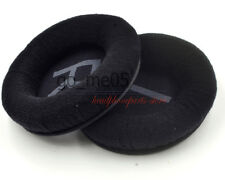 Velour Velvet Replacement Ear Pads Cushion For AKG K540 K545 K845BT Headphones