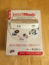 ADS Tech Instant Music- Converter - Transfer Vinyl, Cassette to MP3 Digital iPod