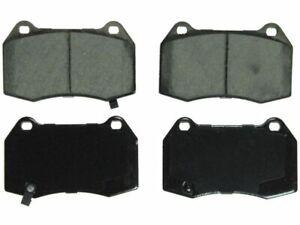 For 2003-2004 Infiniti G35 Brake Pad Set Front Wagner 48874TF