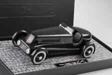 Ford Edsel Roadster 1934 Pearl Essence Gun Metallico 1:18 Minichamps