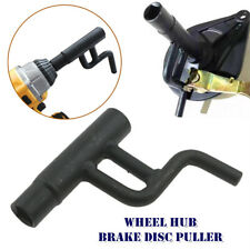Motorcycle Scooter Wheel Hub Brake Disc Removal Cover Wrench Puller Manual Tool