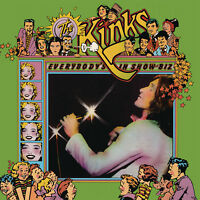 The Kinks - Everybody's in Show-Biz (Legacy Edition) - New Triple Vinyl LP