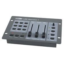 Showtec LED Par Can Controller-PAR 64 56 RGB CONTROLLO DMX DJ Discoteca Illuminazione