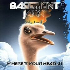 Basement Jaxx : Wheres Your Head At CD