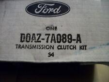 NOS 1967 - 1970 FORD MUSTANG 390GT 428CJ C6 TRANSMISSION OVERRUN CLUTCH KIT NEW
