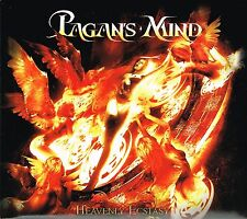 (CD) pagan's Mind-Heavenly éxtasis Limited Edition, digipak