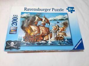 200 Pieces XXL Puzzle - Pirates - Ravensburger - 100% Complete